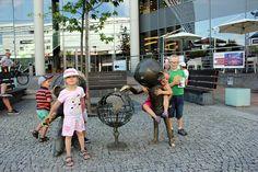 Bajkowa podróż po Bielsko-Białej, czyli polecamy ciekawe miejsca, które warto odwiedzić w mieście planując rodzinną podróż.
