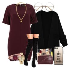 A fashion look from October 2016 featuring Dorothy Perkins, long sleeve tops and black suede boots. Browse and shop related looks. Dope Fashion, Fashion Killa, Teen Fashion, Fashion Outfits, Womens Fashion, Swag Outfits, Dope Outfits, Dressy Outfits, Stylish Outfits
