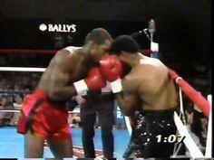 Boxing - Nigel Benn V Iran Barclay (Full Fight).avi