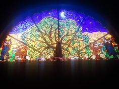 Renaissance Mosaics: Tree Of Life