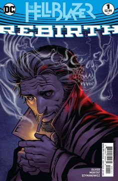 *High Grade* (W) Simon Oliver (A/CA) Moritat John Constantine's lost weekend in New York City was fun, but London's where his heart is-only a pissed-off demon and a curse on his soul stand in his way.