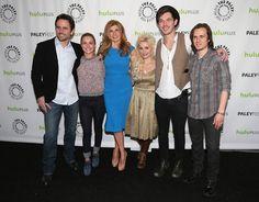 'Nashville' tv stars to get groundbreaking award from CMT