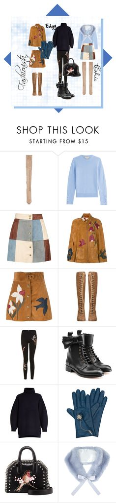 """""""Oh let it snow"""" by shaynagitelsauer ❤ liked on Polyvore featuring Kendall + Kylie, Michael Kors, Boohoo, RED Valentino, Topshop, Acne Studios, Henri Bendel, STELLA McCARTNEY and Miss Selfridge"""