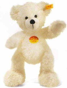 Steiff EAN 111365 Lotte Teddy Bear White small