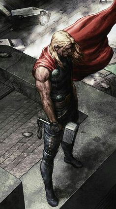 Marvel Thor.  For similar content follow me @jpsunshine10041