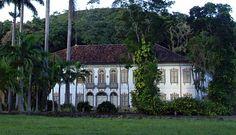 Fazenda do Paraízo - Rio das Flores RJ