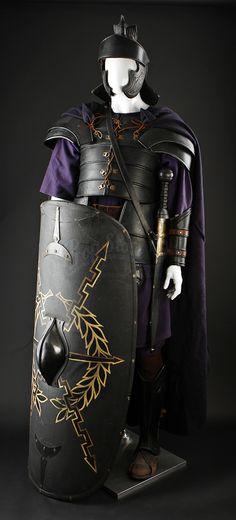 Praetorian Guard Costume Detail- Gladiator