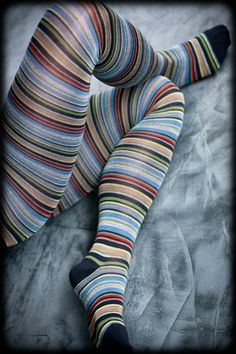 MP wool striped tights...  I keep hoping they will return.