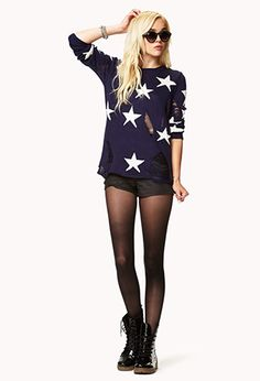 Seeing Stars Sweater | FOREVER 21