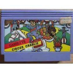 Circus Charlie para #NES.
