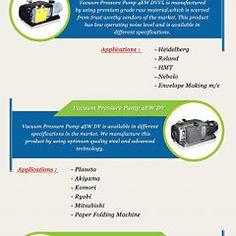 Vacuum Pressure Pumps | Vacuum Pressure Pumps For Case Maker on GOOD