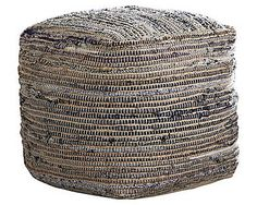 Absalom Pouf decor example