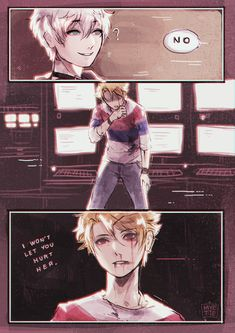 Yoosung's Day 10 is so stressful – I spent the whole day worrying about him;;;; ((then I remembered 707 saying that Yoosung can be a bit of a yandere))