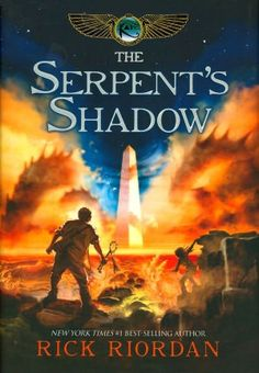 The Serpent's Shadow (Kane Chronicles Series #3) Still need to buy this...It's the last book in the Kane Chronicles.