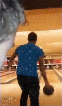 Bowling Accident!