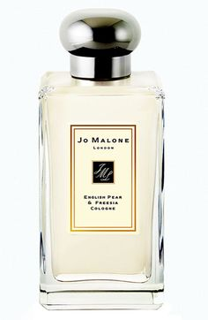 Jo Malone™ English Pear & Freesia Cologne...I love this stuff. Layer it with another fragrance of body lotion