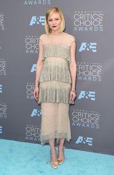 All the Looks from the 2016 Critics Choice Awards  - HarpersBAZAAR.com