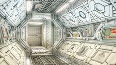 Galactus IV - interior by owen-c on DeviantArt