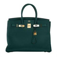 b4fa8a6eb9 Colour in Malachite Hermes Birkin Bag, Hermes Purse, Hermes Bags, Hermes  Wallet,