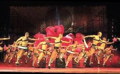 Broadway Style Ballet in Beijing