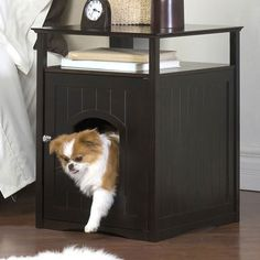 1000 images about dog house on pinterest dog houses for Barrel dog house designs