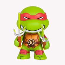 TMNT Ooze Action Glow In the Dark Raphael   Kidrobot X Teenage Mutant Ninja Turtles