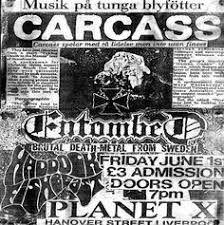 Resultado de imagen para old+school+metal+80s+poster