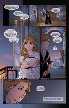 Wendy talks about Peter Pan... by RenaeDeLiz.deviantart.com on @deviantART