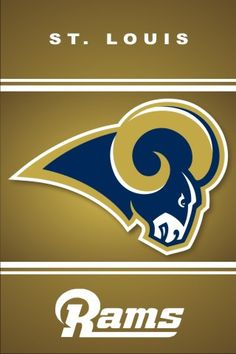 St. Louis Rams my team forever