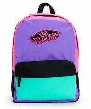 Image result for vans off the wall backpacks