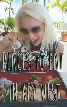 [Fave Eats] My 13 Hand Picked Places to Eat w/ Order Recommendations - in Key West! I compiled this list after living in Key West for two years ♥ From the best coffee, to most affordable meal, drunchies, munchies and in between! Florida Vacation, Florida Travel, Florida Trips, Usa Travel, Key West Florida, Florida Keys, Florida Usa, Key West Outfits, Key West Restaurants