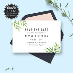 Mod And Hip Mad Men Vibe Save The Date Template Just Download