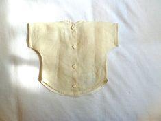 Pure Linen Tee for Children por HarrietsHaberdashery en Etsy, $32.00