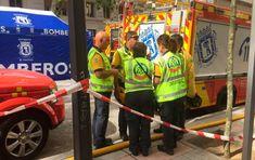 Los Bomberos han localizado sin vida a uno de los dos trabajadores que se encontraban desaparecidos desde el martes tras el derrumbe de unas obras en Madrid.