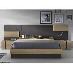 Glicerio Chaves Hornero is a Spanish Furniture Manufacturer specialized in modern bedroom sets for. Modern Master Bedroom, Bedroom Furniture Design, Stylish Bedroom, Modern Bedroom Design, Wardrobe Design Bedroom, Master Bedroom Design, Bed Furniture, Bedroom Decor, Modern Bed Designs