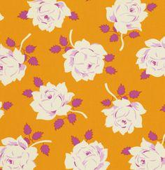 Heather Bailey Lottie Da Vintage Rose Pink FQ by shopinthemaking
