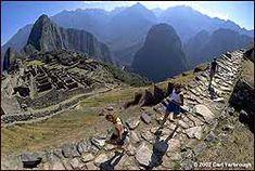 Inca Trail Marathon to Machu Picchu Peru    http://thelakerunner.blogspot.com/2009/07/inca-trail-to-machu-picchu-marathon-275.html