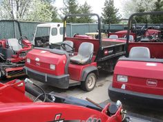 2010 Toro HDX-D 4WD Workman - For Sale - TurfNet.com