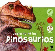 Cuaderno de los Dinosaurios (Libros juego): Amazon.es: Aa.Vv.: Libros