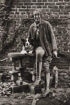 Vita Sackville-West taken by Lord Snowdon