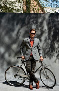 Faire du vélo ? Oui, mais avec style ! Découvrez nos sélections sur Nouvelle Collection