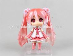 10cm Nendoroid 500 # Sakura Hatsune Miku Bloomed In Japan Action Figure Toys Anime Figure, View Anime Figure, donnatoyfirm Product Details from Guangzhou Donna Fashion Accessory Co., Ltd. on Alibaba.com