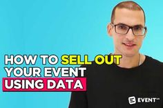 In this new video, we talk about how you can use your event data to your advantage and sell more tickets.
