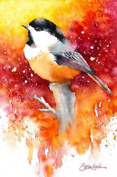 Tattoo bird watercolor dean ogorman 30 Ideas - Image 8 of 22 Watercolor Pictures, Watercolor Animals, Watercolour Painting, Painting & Drawing, Watercolors, Watercolor Trees, Watercolor Portraits, Watercolor Landscape, Watercolor Artists