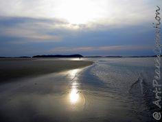 Solitude  beach photography  5x7 photograph  by ArtPeaceCreation, $18.00