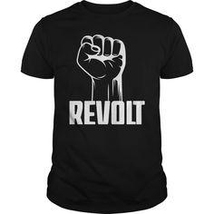 Revolt Clenched Fist Revolution
