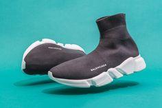 Sock-Inspired Sneakers That Are Worth the Investment Footwear Balenciaga Nike adidas Gosha Rubchinskiy Alexander Wang Maison Margiela