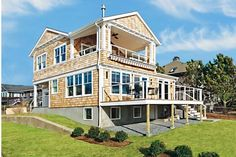 with  | thisoldhouse.com | from Video Tour: The Barrington Beach House