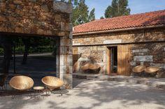 fcc arquitectura paulo lobo monverde wine experience hotel portugal designboom