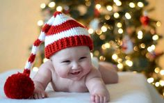 Baby Hats Say Christmas is Coming!